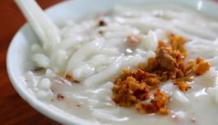 中元节吃什么好