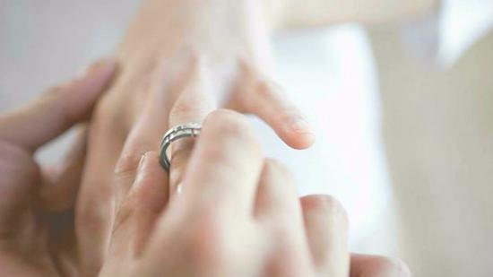 订婚戒指戴哪个手指