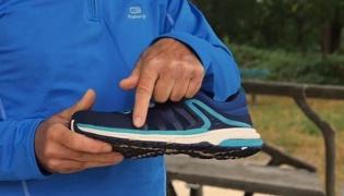 北欧式健走装备Ⅲ:选择合适的运动鞋