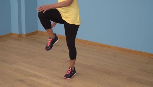 老年人有氧运动Ⅲ:高抬腿