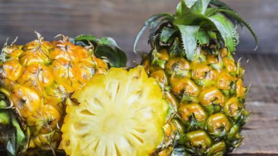 凤梨和菠萝的区别