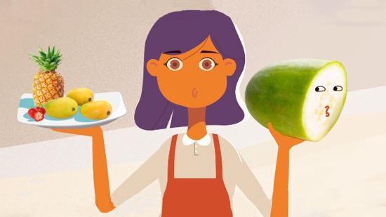 水果月饼的材料