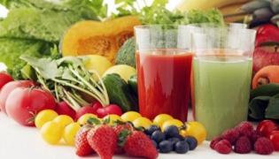 减肥VC果蔬汁的做法