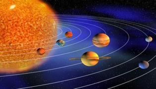 太阳大还是地球大