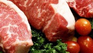 猪肉上的红蓝章有什么区别?