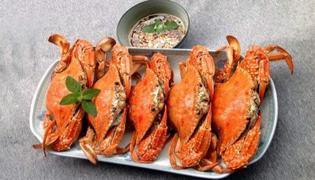 螃蟹不能和什么肉一起吃