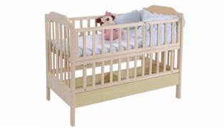 如何自测婴儿床甲醛