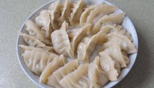 冬至吃饺子寓意