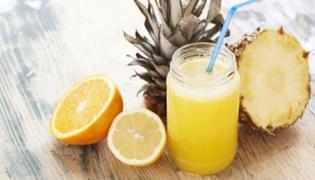 菠萝和橘子能一起吃吗