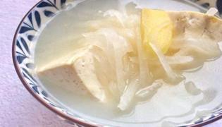 白萝卜和豆腐能一起吃吗