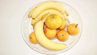 香蕉和橘子可以一起吃吗