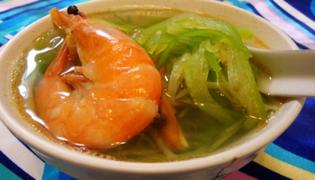 萝卜和虾能一起吃吗
