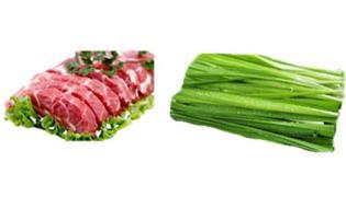 羊肉和韭菜能不能一起吃