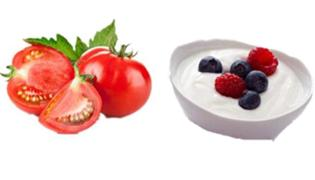 西红柿和酸奶能不能一起吃
