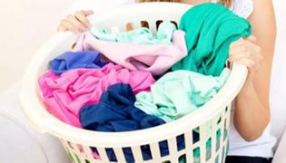 洗衣服染色了怎么辦