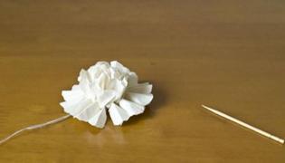 清明扫墓用的白花怎么做