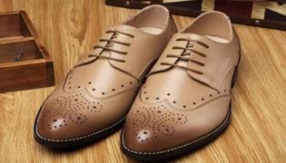 皮鞋鞋带系法有哪些