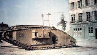 第一次世界大战持续多长时间