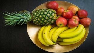 菠萝可以和苹果一起吃吗