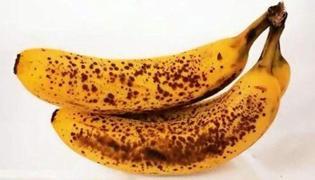 香蕉黑斑严重还能吃吗