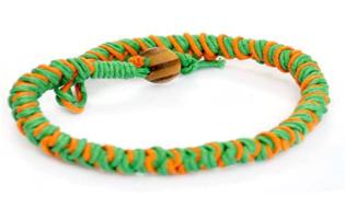 编织手链的技巧方法