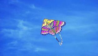制作风筝图纸与尺寸