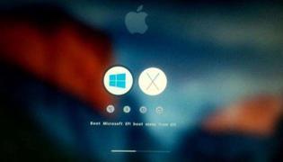 苹果双系统怎么切换