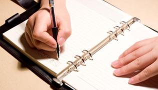 日记格式怎么写