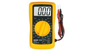 如何用万用表测电流