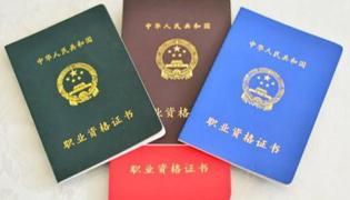 国家职业资格证书查询
