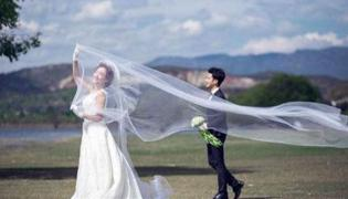 拍婚纱照注意事项