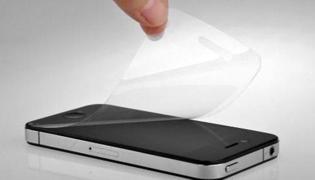 手机贴膜图解教程