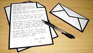 书信该怎么写
