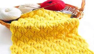 织围巾教程