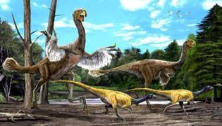 恐龙的由来和进化