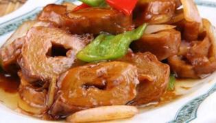 卤猪大肠怎么做好吃