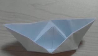 怎樣手工折紙船