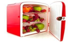 冰箱的耗电量