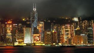 深圳到香港