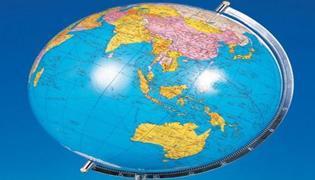 地球中国位置在哪