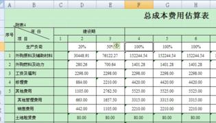 Excel怎么制作表格