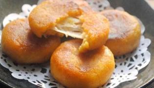 红薯饼怎么做