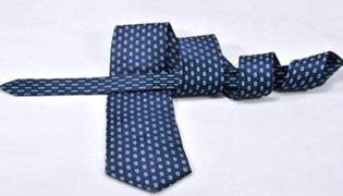 领带的系法