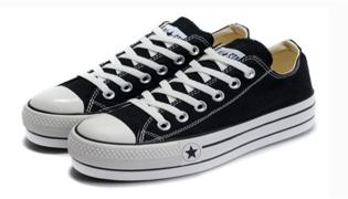 帆布鞋鞋带怎么系