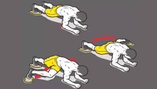 鍛煉腹肌的方法