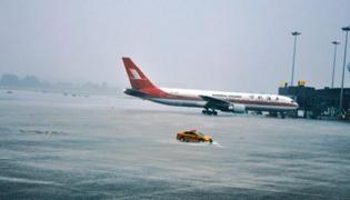 下雨会影响飞机起飞吗
