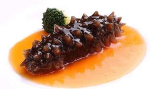 海参的胆固醇含量高吗