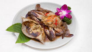 韩国酱螃蟹生吃没事吗