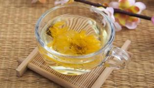 菊花茶的种类