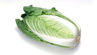 大白菜不能和什么一起吃